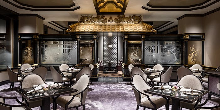 広東料理 龍天門/ウェスティンホテル東京