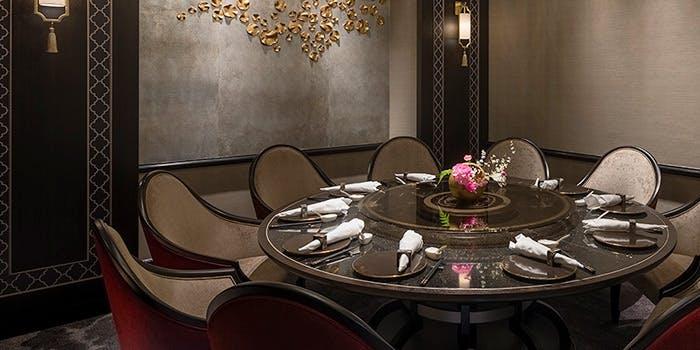 記念日におすすめのレストラン・広東料理 龍天門/ウェスティンホテル東京の写真2