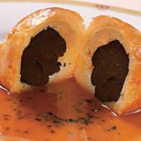 """この店の、この一皿~""""ジェラール・ボワイエ""""直伝のトリュフのパイ包み焼き~"""