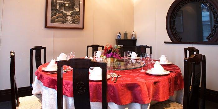 記念日におすすめのレストラン・全聚徳 新宿店の写真2