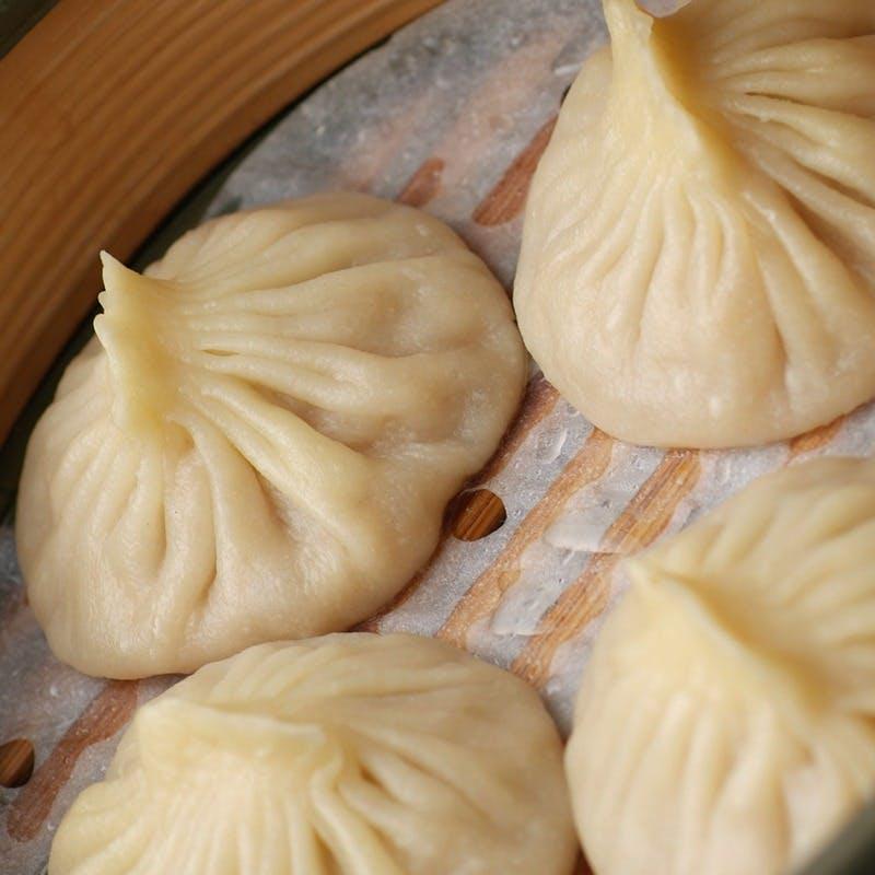 【飲茶コース】小籠包や春巻、北京ダック巻も楽しめる全7品