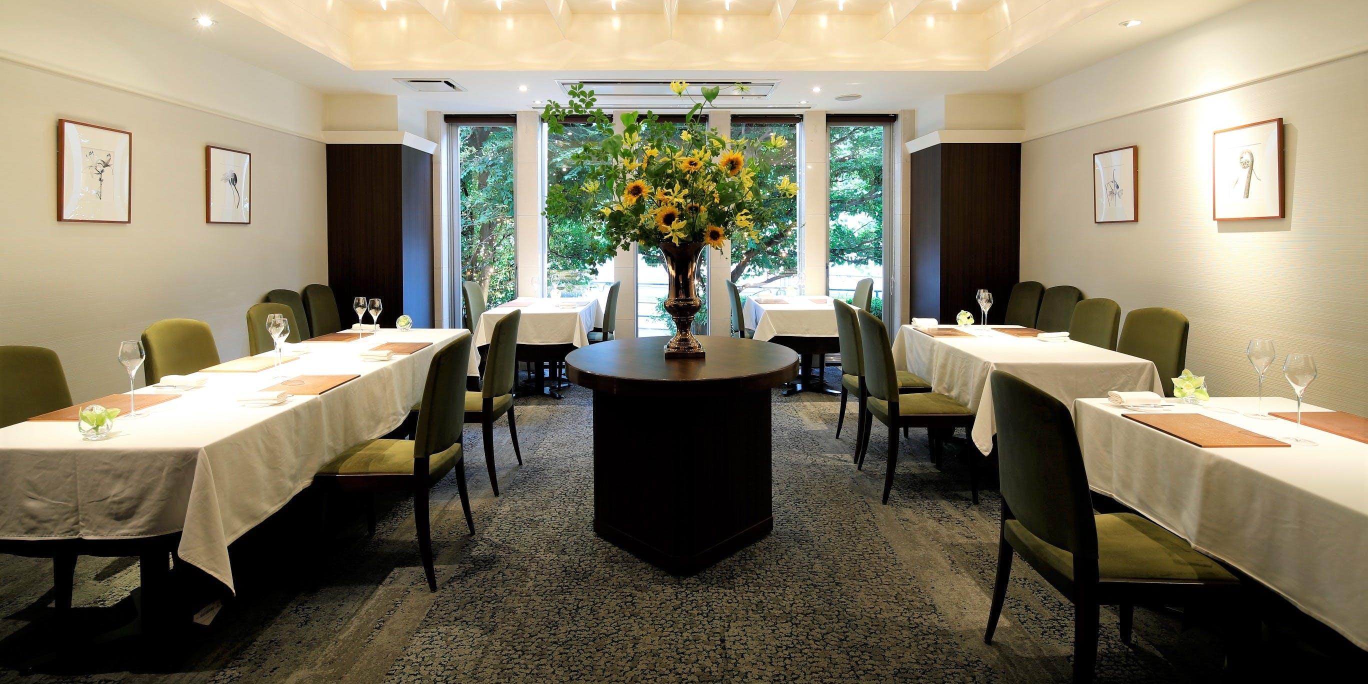 記念日におすすめのレストラン・Restaurant FEUの写真1