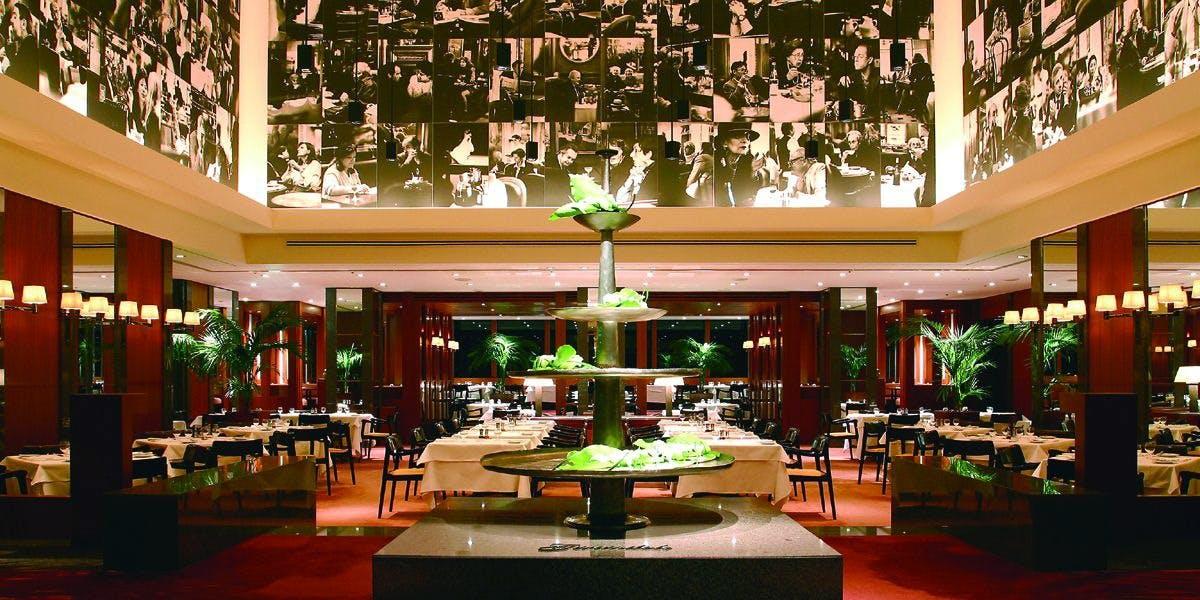 記念日におすすめのレストラン・ジランドール/パーク ハイアット 東京の写真2