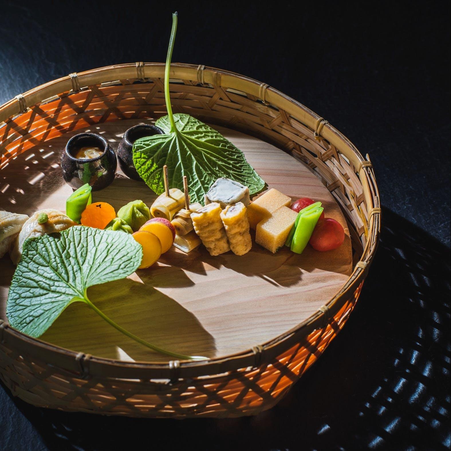 料理長 吉田展大が創造する、パークハイアット 東京の日本料理