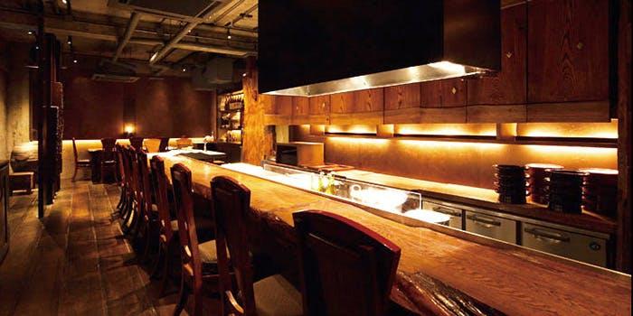 記念日におすすめのレストラン・暗闇坂 宮下 麻布本店の写真1