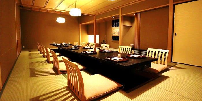 記念日におすすめのレストラン・紀尾井町 吉座の写真1