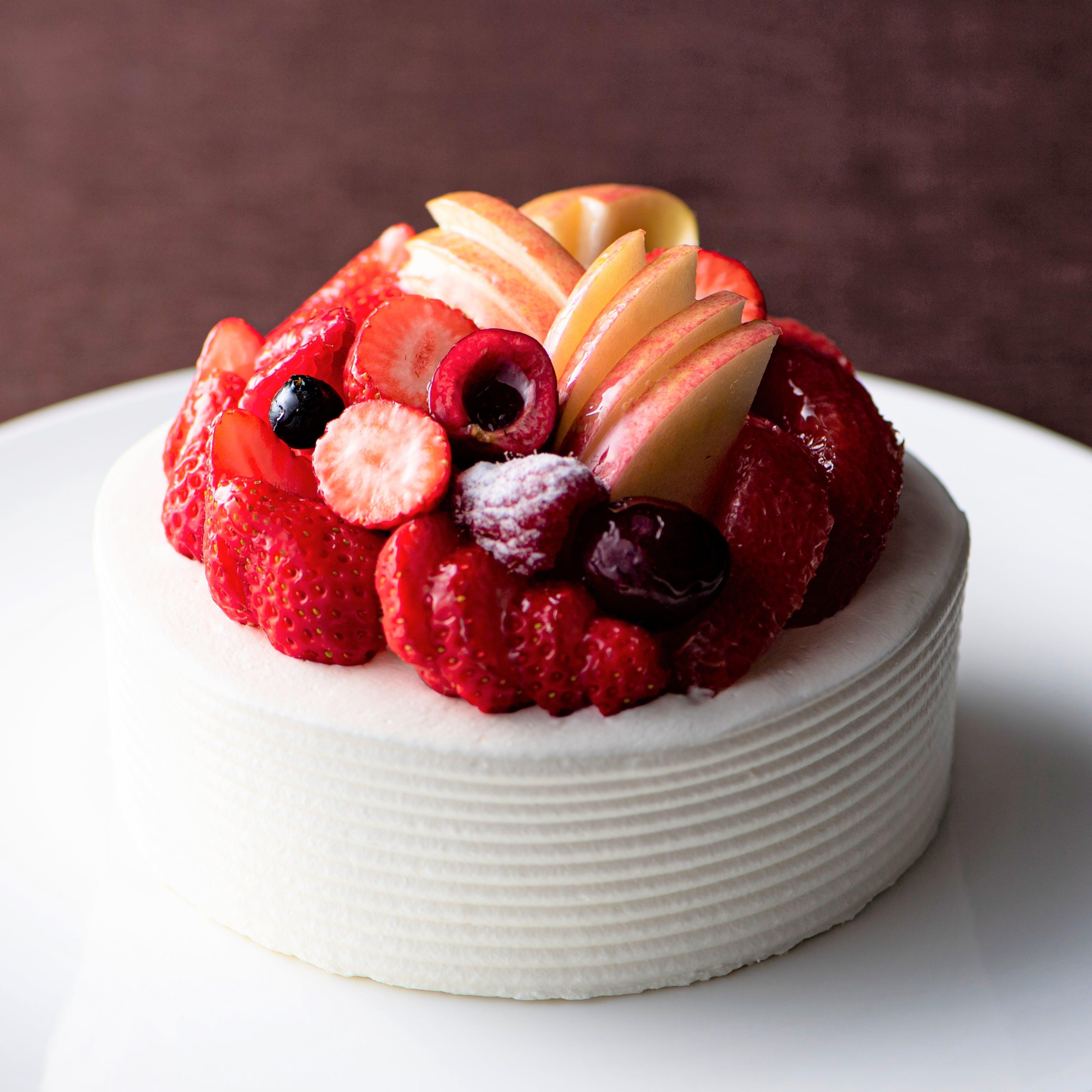 ショートケーキ (直径15cm)