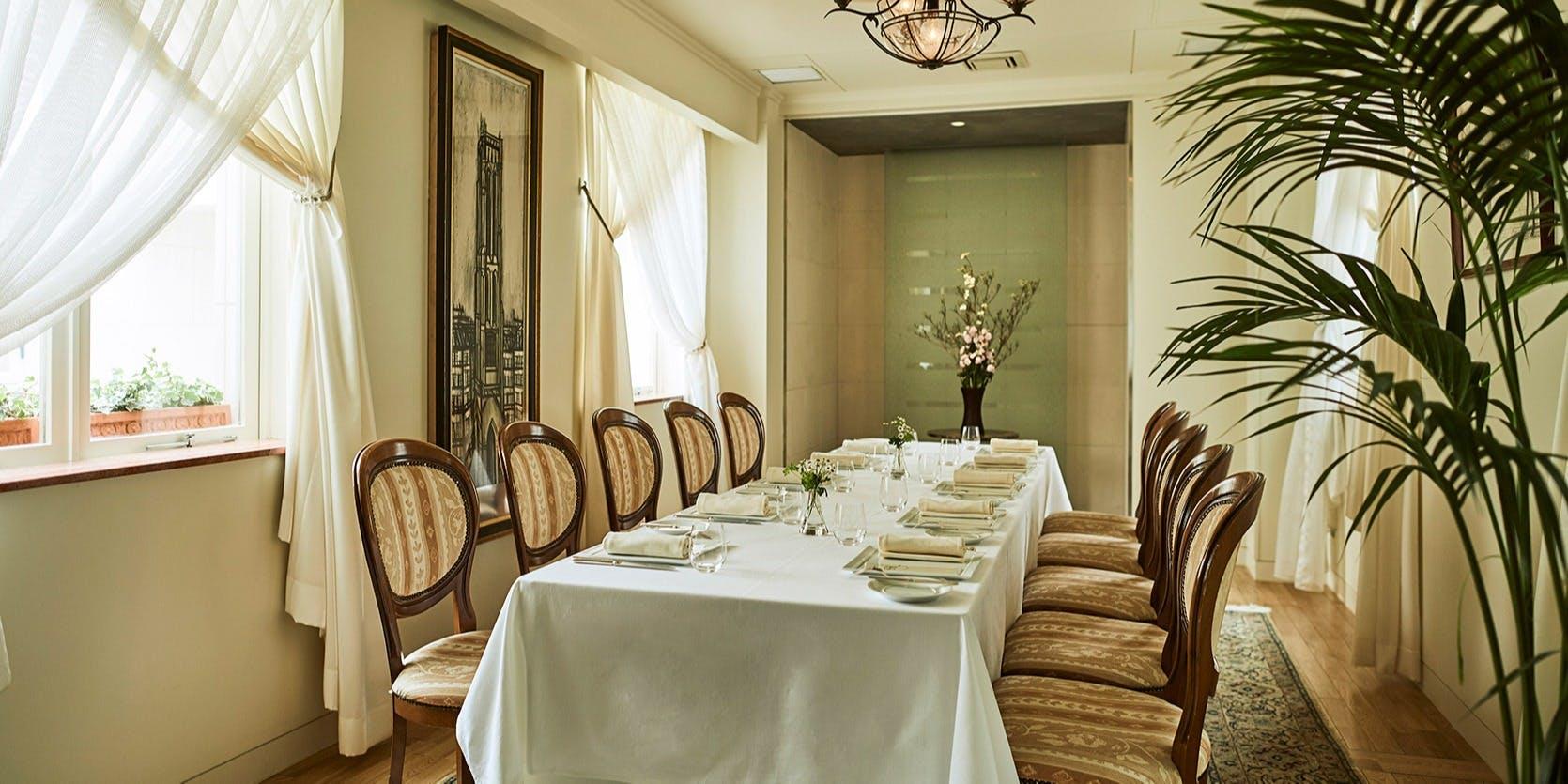 記念日におすすめのレストラン・レストランひらまつ レゼルヴの写真2