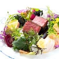 旬食材の力強い味わいを生かしたフランス郷土料理