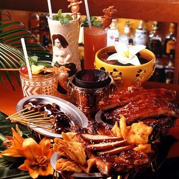【一休限定】乾杯カクテル&メインに合うグラスワイン付!自慢の薪釜で焼き上げるスペアリブ含む全5品!