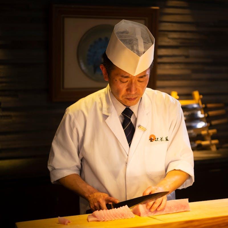 【大人の美食】 -料理長おまかせ夕会席-