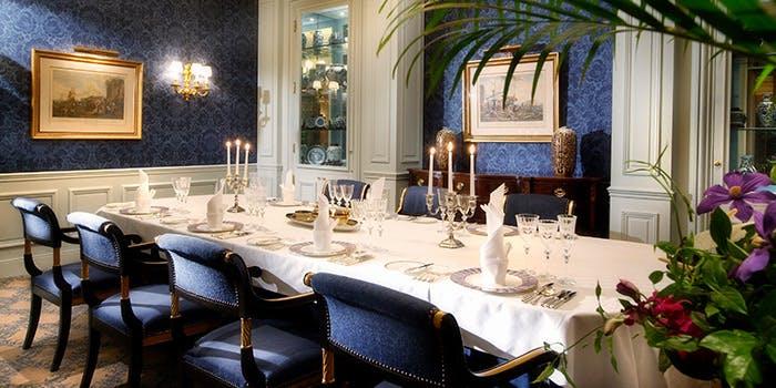 記念日におすすめのレストラン・フランス料理「アジュール」の写真1