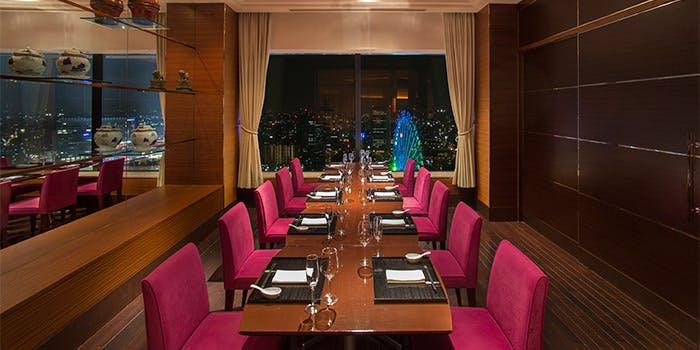記念日におすすめのレストラン・中国料理「カリュウ」/ヨコハマ グランド インターコンチネンタル ホテルの写真1