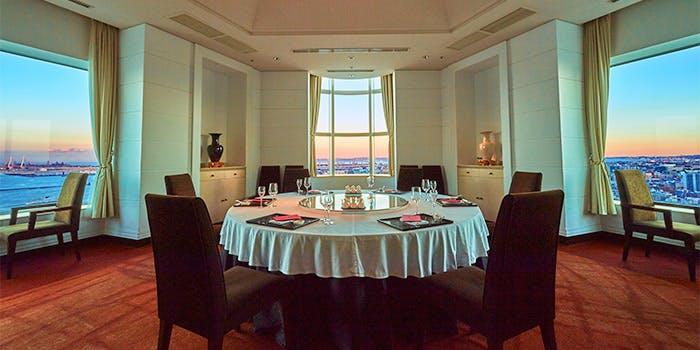 記念日におすすめのレストラン・中国料理「カリュウ」/ヨコハマ グランド インターコンチネンタル ホテルの写真2