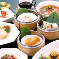 香港点心界のカリスマ王 偉平と江波戸 喜重の「美と健康」をテーマにした中華料理