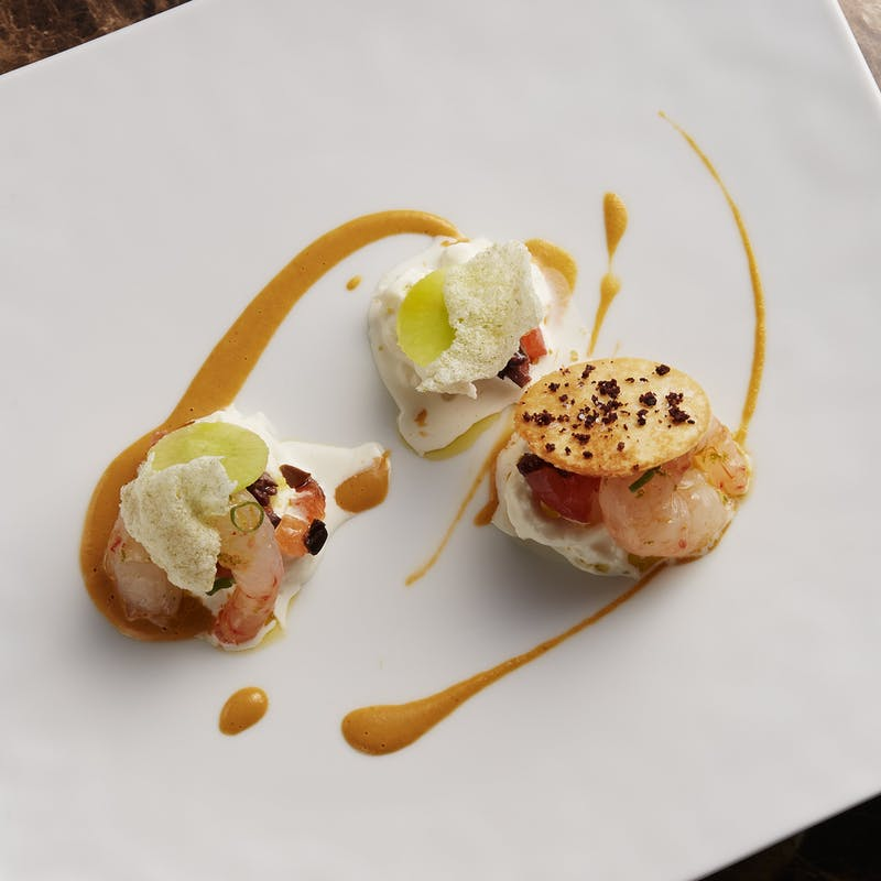 【Piccolo】アミューズブッシュ、前菜、スープ、選べるメイン、デザート全5品
