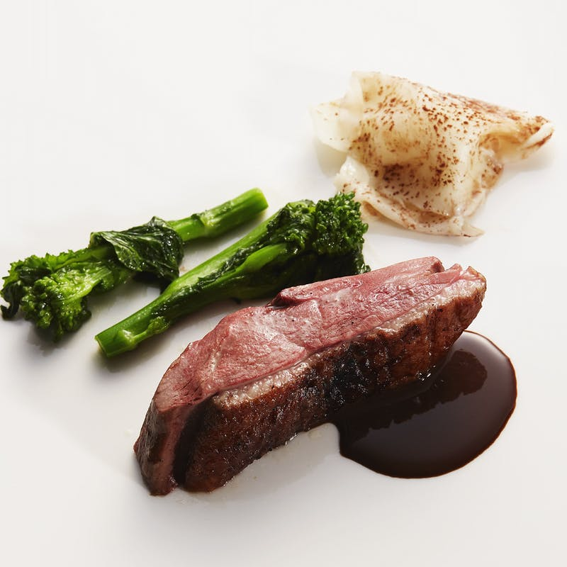 限定!【Premium Mezzo】前菜、パスタ、Wメイン、デザート全5品