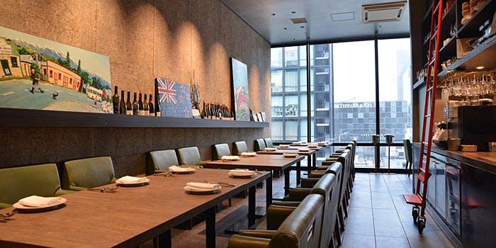 記念日におすすめのレストラン・アロッサ 銀座店の写真1