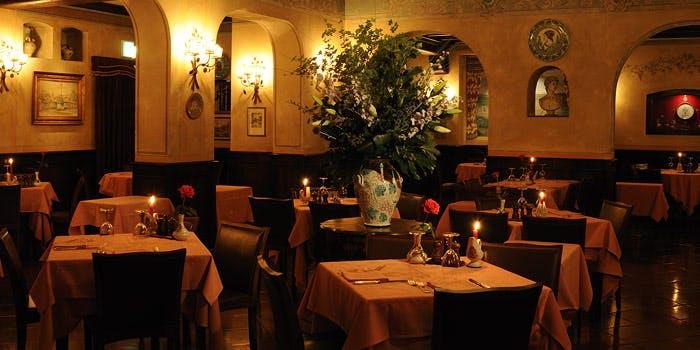 記念日におすすめのレストラン・リストランテ・サバティーニ 青山の写真1