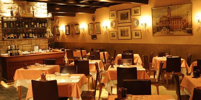 記念日におすすめのレストラン・ピッツェリア・サバティーニ 青山の写真1