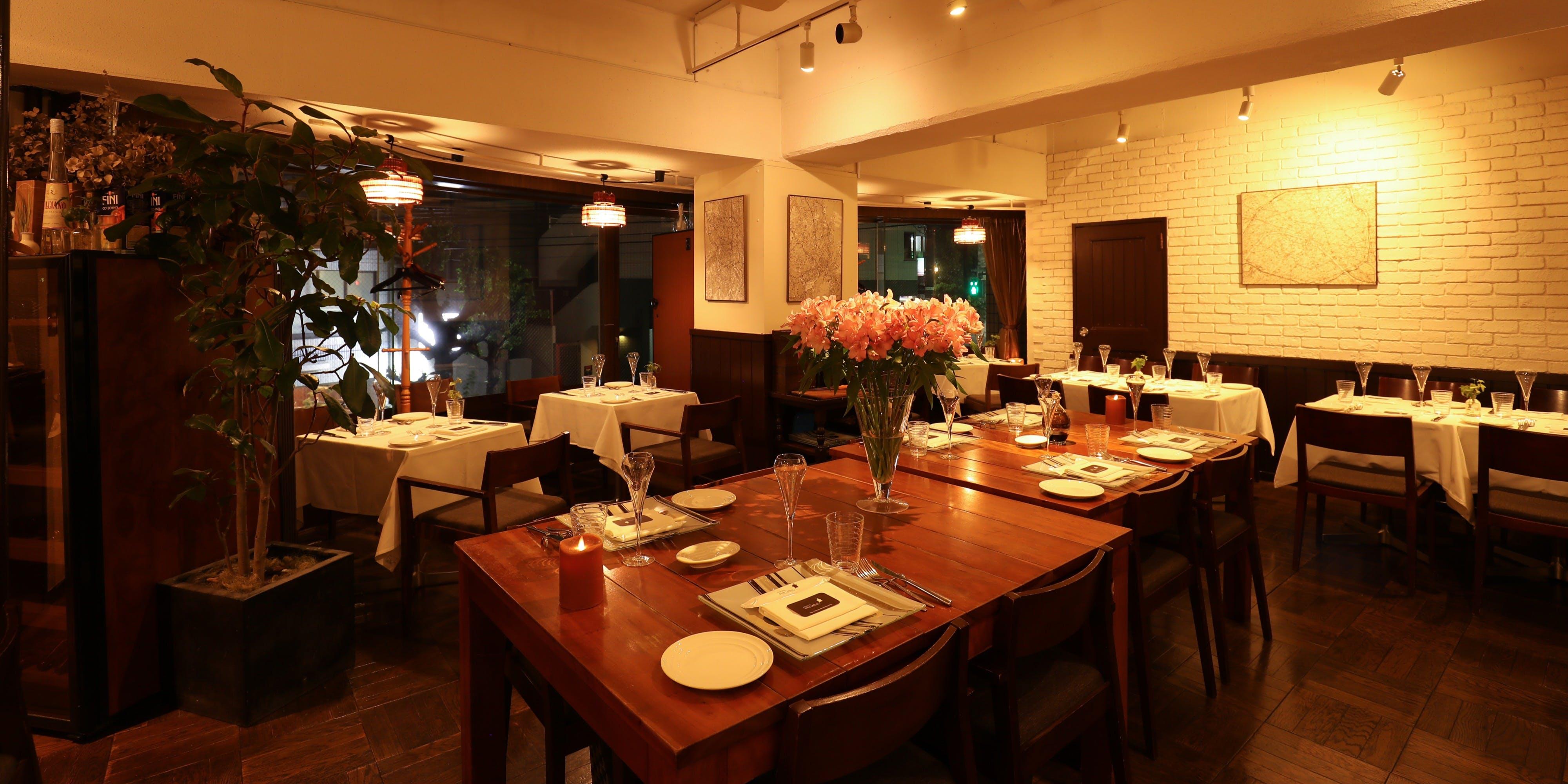 記念日におすすめのレストラン・リストランテ デッラ コリーナの写真1