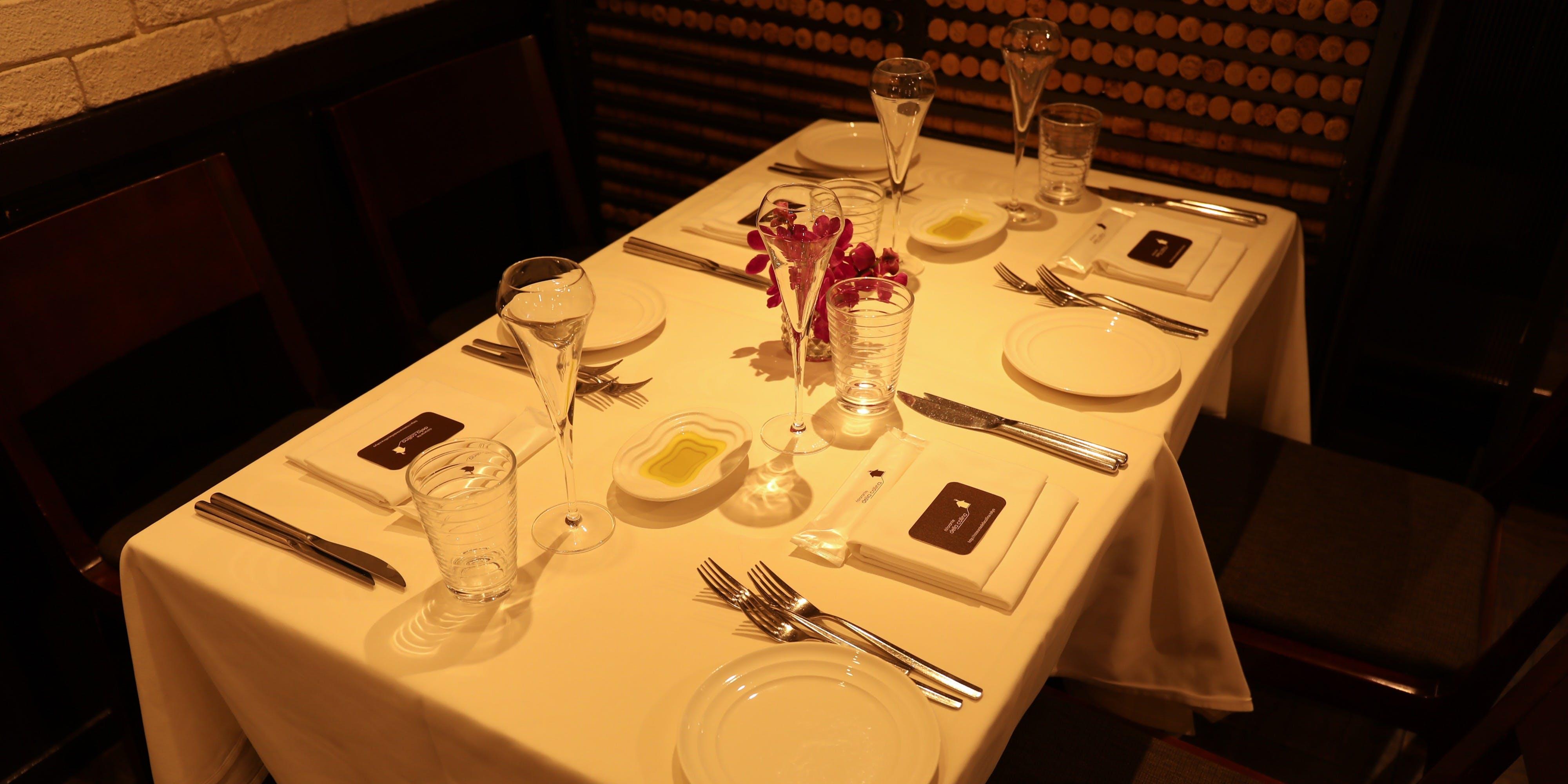 記念日におすすめのレストラン・リストランテ デッラ コリーナの写真2