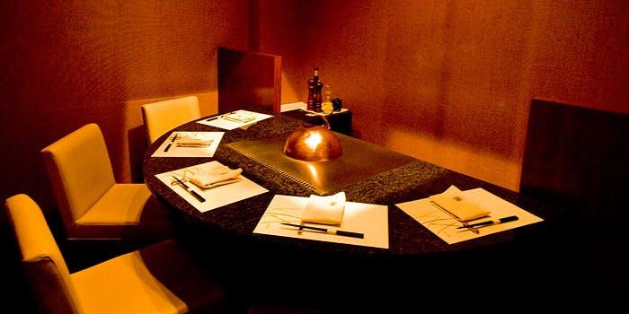 記念日におすすめのレストラン・鉄板焼 馨 KAORUの写真2