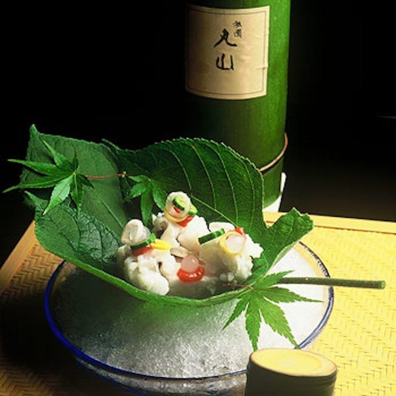 【懐石料理:桜】全10品(個室確約・リクエスト予約)