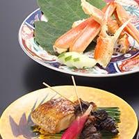 金沢で育まれ愛でられた加賀料理の雅と粋