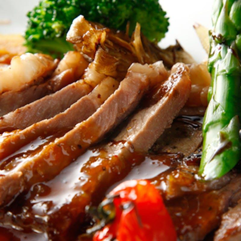【GoTo One Gardenコース】フォアグラ、ズワイ蟹、鮮魚、熟成牛、季節飯全8品+乾杯ドリンク