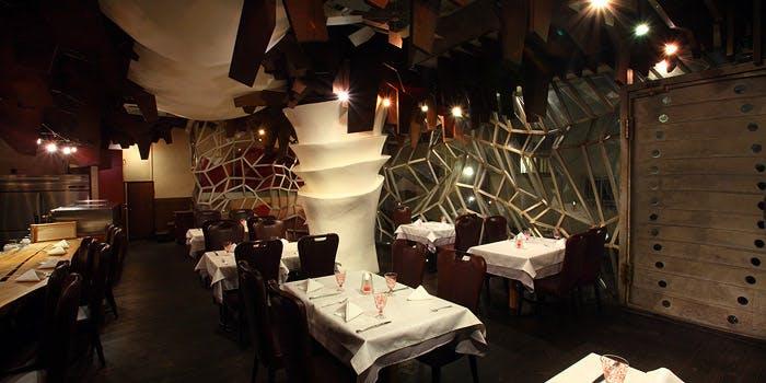 記念日におすすめのレストラン・リストランテ リアルの写真1