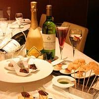 「お料理とワインが同じ比重で存在する」というこだわりのワインリスト