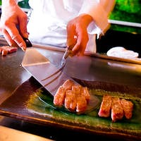 鉄板焼 みなみ/スイスホテル南海大阪