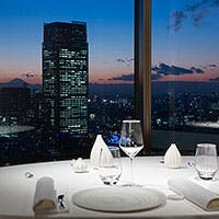 東京タワーを眼前に都心の素晴らしい景観を満喫