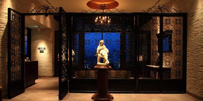 記念日におすすめのレストラン・エスカーレ ホテルモントレ グラスミア大阪の写真1