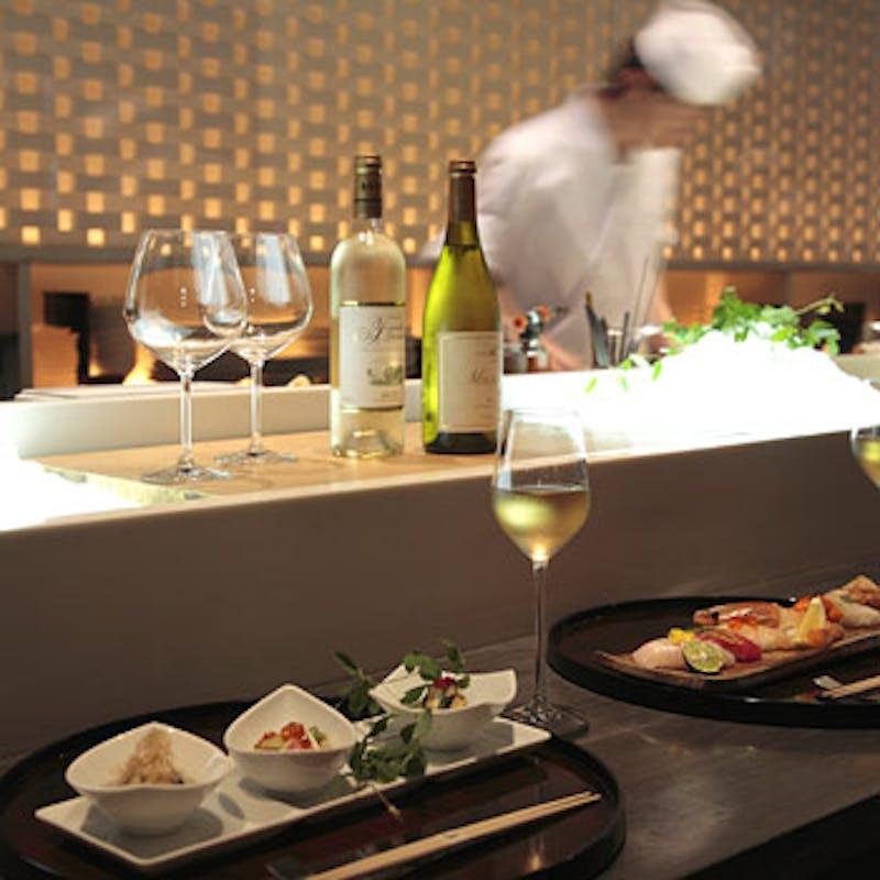 <和食>【会席】季節の厳選食材や新鮮な魚介を味わう!特別会席全7品+1ドリンク(11/8迄)