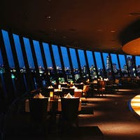 VIEW & DINING THE Sky/ホテルニューオータニ