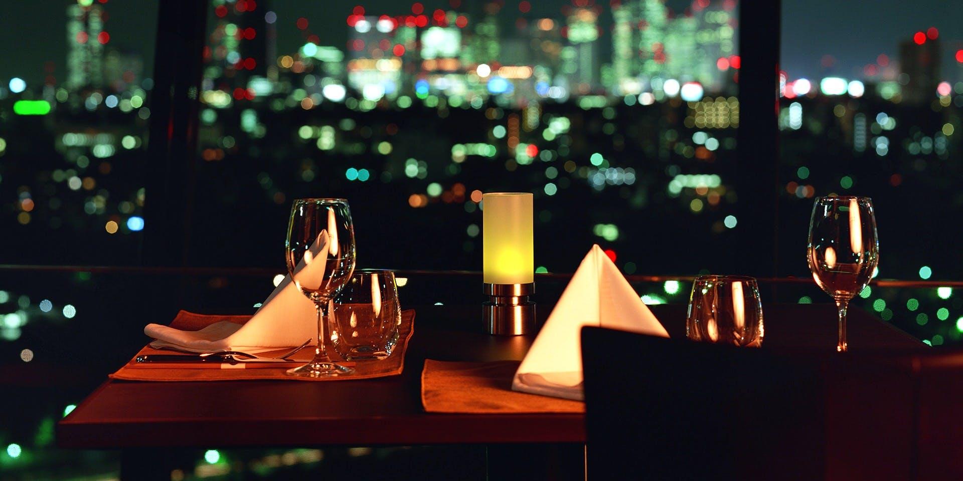 記念日におすすめのレストラン・VIEW & DINING THE SKY/ホテルニューオータニの写真2
