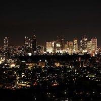 """絶好のロケーションから眺める""""東京の緑""""と、""""煌めく都心のパノラマ夜景"""""""