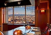 鉄板焼 恵比寿/ウェスティンホテル東京