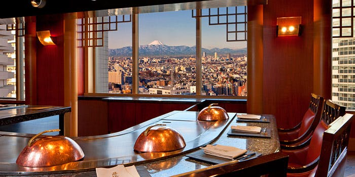 記念日におすすめのレストラン・鉄板焼 恵比寿の写真1