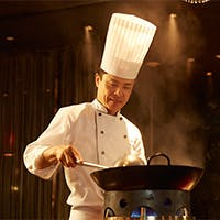 ANAクラウンプラザホテル大阪 中国料理「花梨」 調理長 『田中 孝尚』