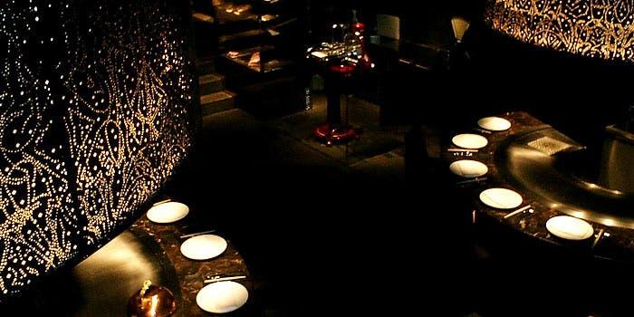 記念日におすすめのレストラン・atelier 森本 XEX/鉄板焼の写真1