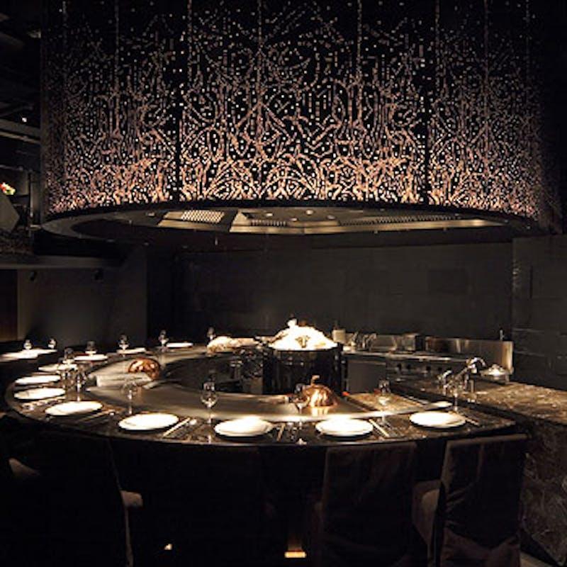 【鉄板焼】お席のみのディナー予約