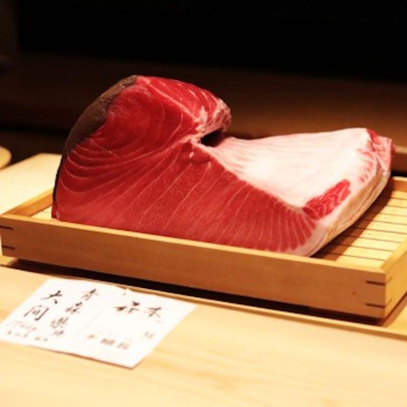 【寿司】おまかせコース!本日一番の厳選された食材をご提供+乾杯ドリンク+デザート&カフェ