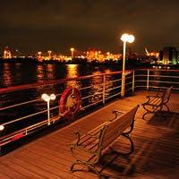 東京港という名の「ごちそう」
