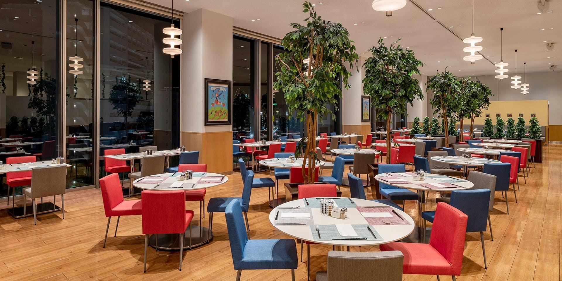記念日におすすめのレストラン・カジュアルダイニング ザ・テラス /ANAクラウンプラザホテル神戸の写真2