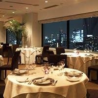 最上階から東京ベイの景色を一望。記念日にも来たくなる素晴らしいロケーションです
