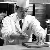 日本の心を伝える、素材にこだわった料理人
