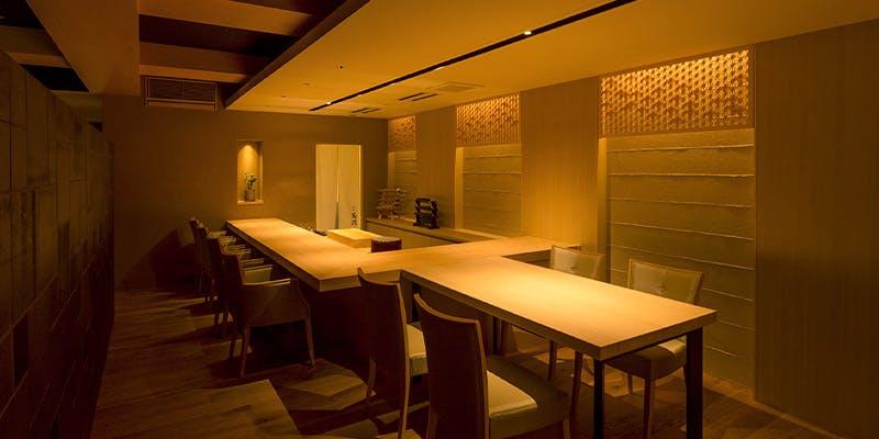 記念日におすすめのレストラン・蔦茂の写真1